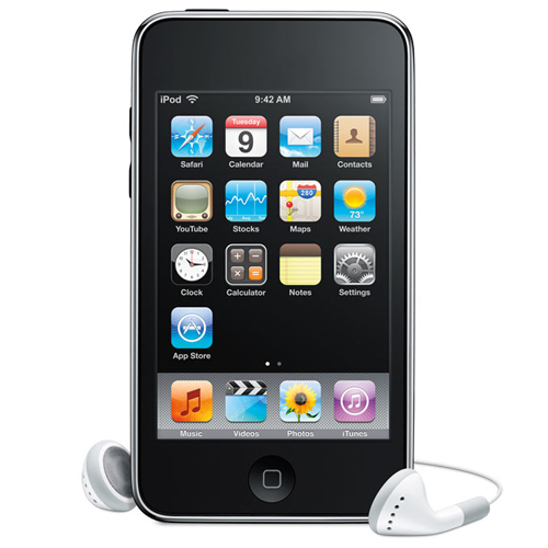 Apple iPod Touch 3rd 2nd Generation